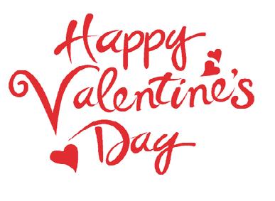Valentine tips