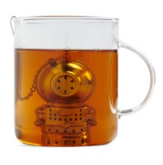 Deep Tea Diver by Kikkerland from Modcloth