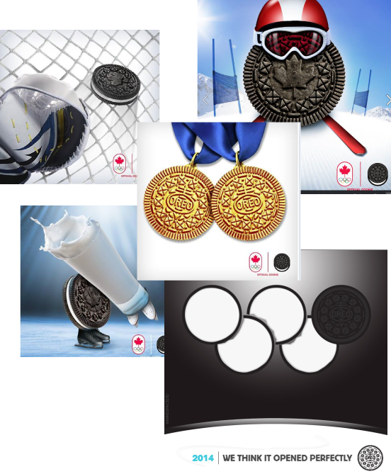 oreo social media marketing