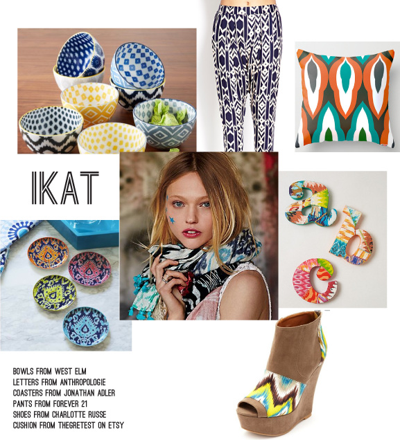product trends 2014 ikat