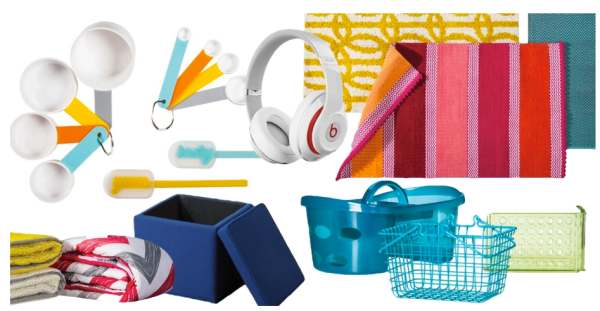 Target launches college registry