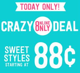 today only sales