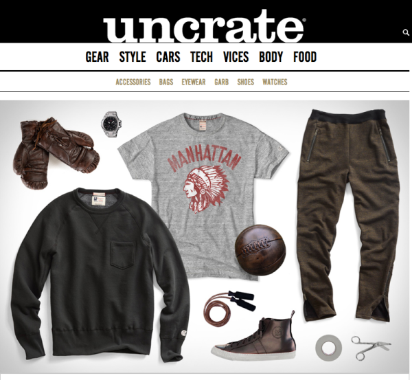 best shopping blogs uncrate