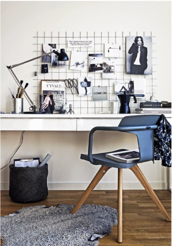 Monday s home office inspiration attention getting for Home office inspiration pictures