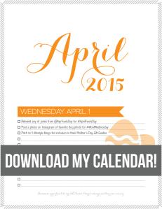 marketing calendar online shops