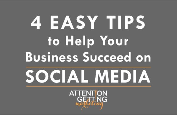 BUSINESS TIPS SOCIAL MEDIA