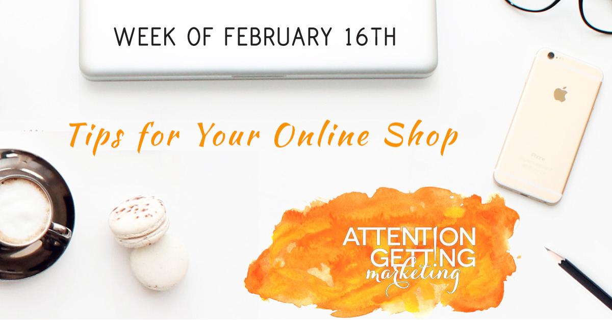 My Marketing Tips for the Week of February 16th – Winter ...
